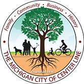 City of Center Line logo