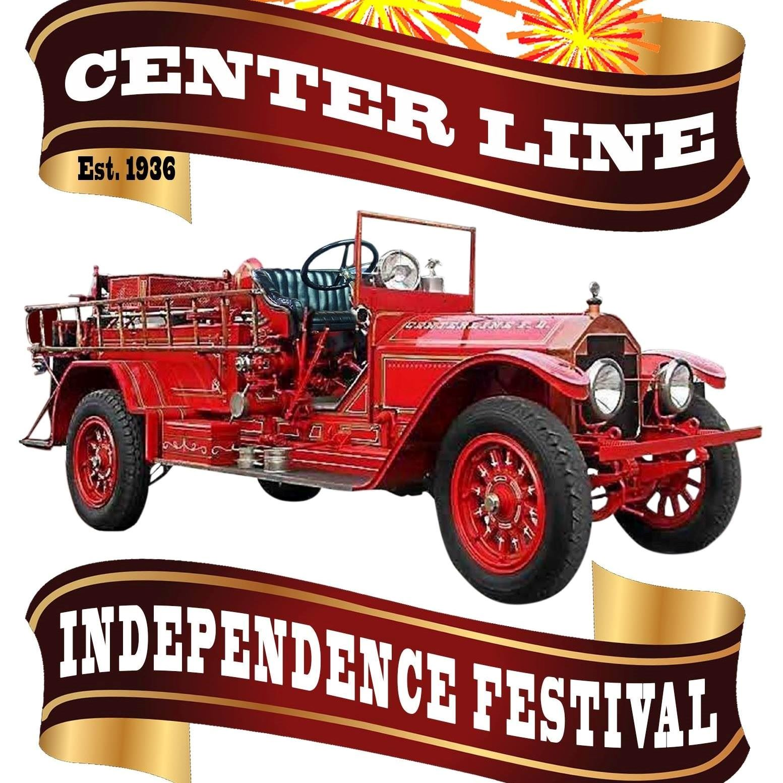Center Line Independence Festival Logo