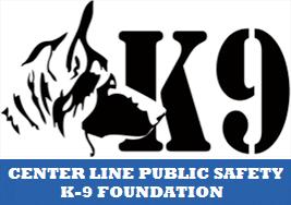 Center Line Public Safety K-9 Foundation Logo