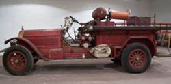 Old Fire Engine Now