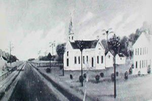 St. Clement Church Drawing